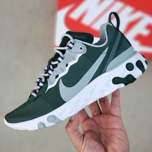 Nike Element React 55 Michigan State Spartans New